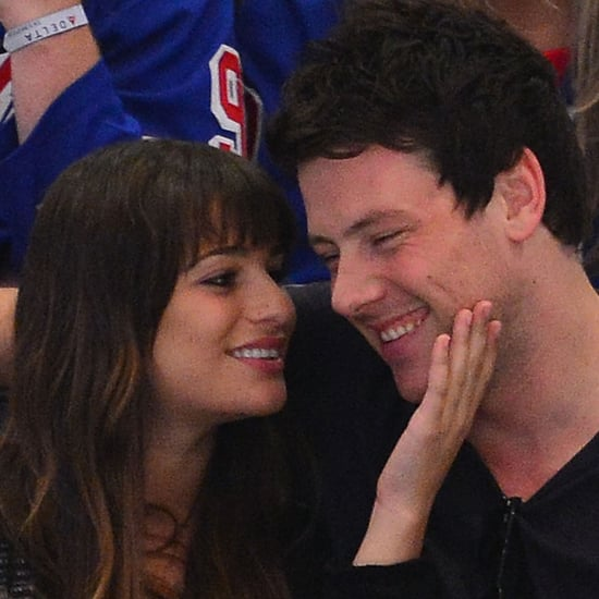 Lea Michele Shares Cory Monteith Picture on His Birthday