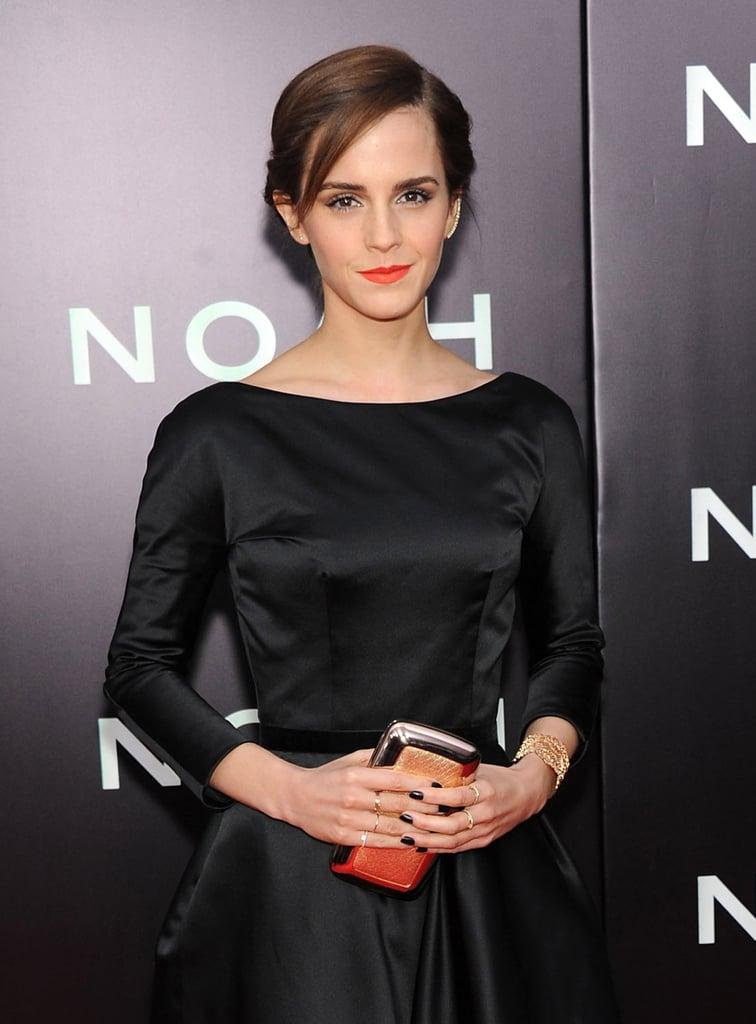 Belle (Beauty and the Beast): Emma Watson