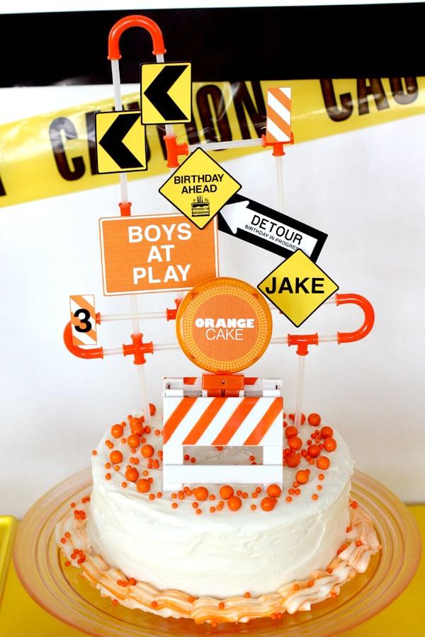 Cake at Work