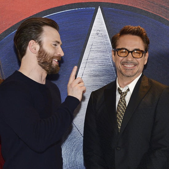 Captain America: Civil War London Red Carpet 2016