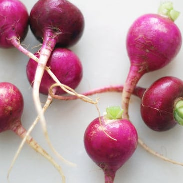 Healthy Radish Recipes