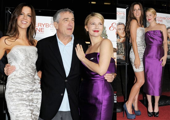 Photos of Drew Barrymore, Kate Beckinsale and Robert De Niro at Premiere of Everybody's Fine in LA 2009-11-04 11:30:11