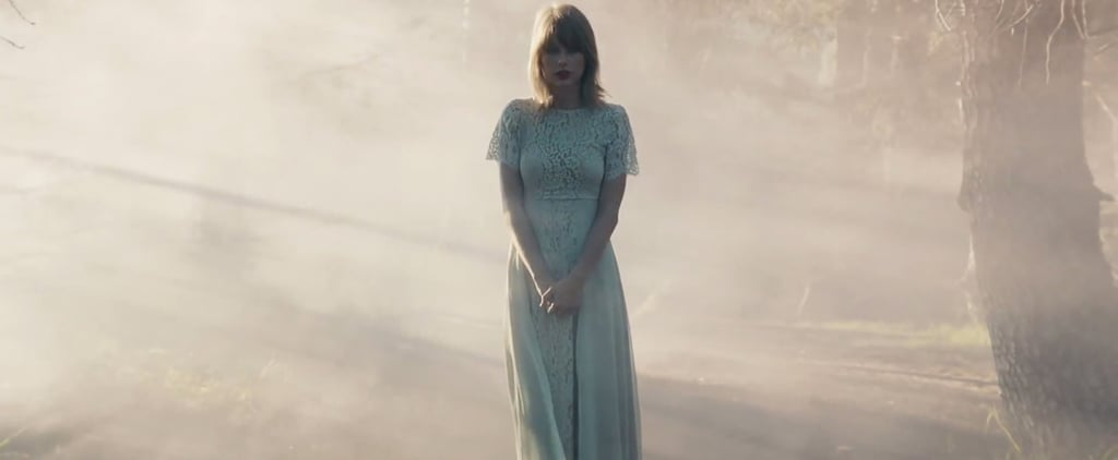 """This Is Where Taylor Swift Got the Romantic Dress From Her """"Style"""" Music Video"""