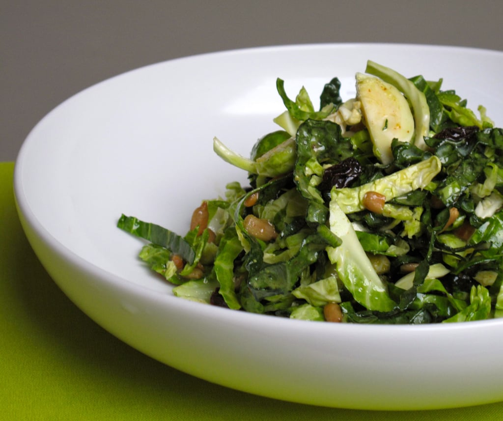 Fresh: Brussels Sprouts Salad