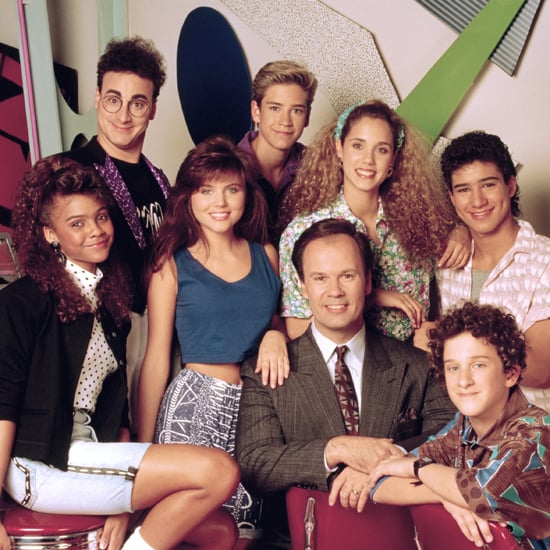 Dennis Haskins on Saved by the Bell
