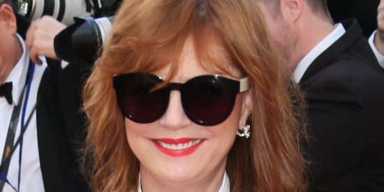 Susan Sarandon Was The Smartest Person At Cannes In Her Flat Shoes