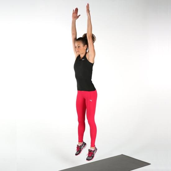 100-Rep Bodyweight Workout
