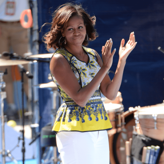 Michelle Obama's Summer Outfits