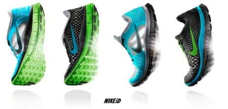 Bright and vivid or subtle and streamlined? You choose your colors on the upper, swoosh, laces, and midsole.