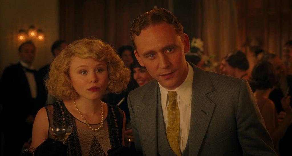 Tom Hiddleston, Midnight in Paris