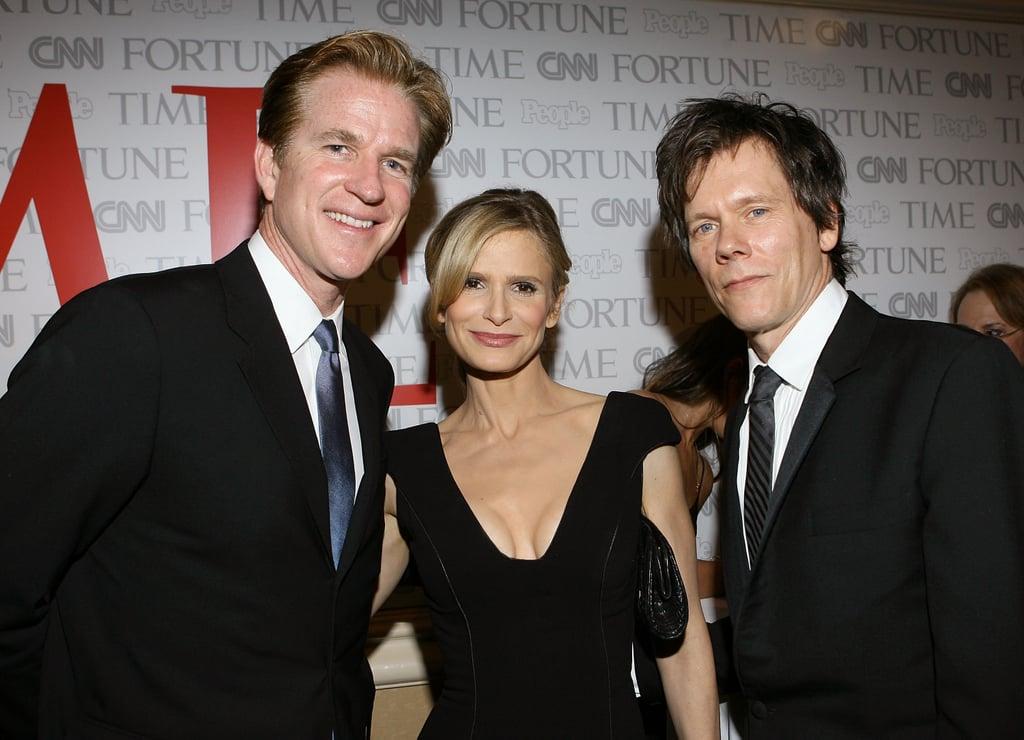 Matthew, Kyra, and Kevin