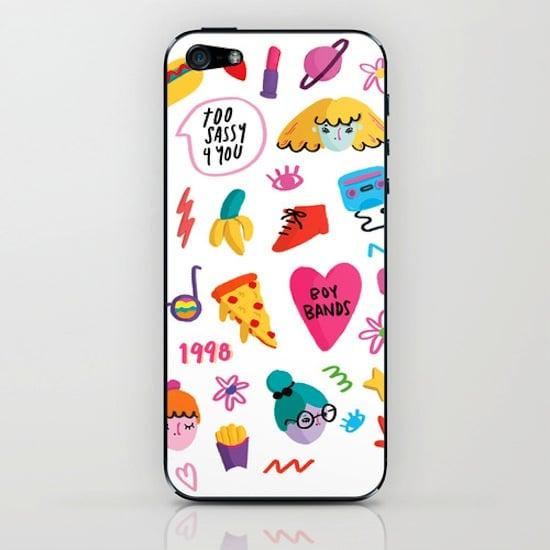 '90s iPhone Case