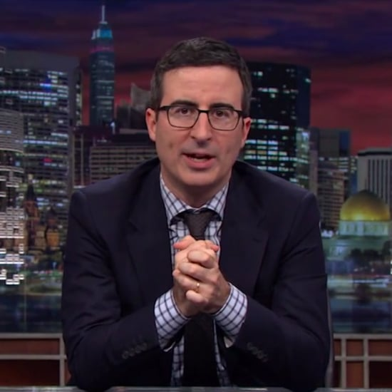 John Oliver Audition For Fifty Shades of Grey