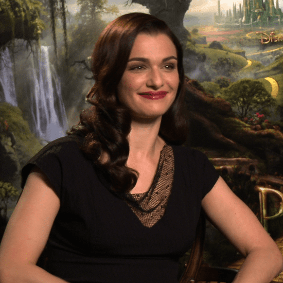Rachel Weisz Interview For Oz the Great and Powerful | Video