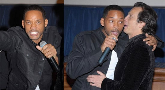 Will Smith Wants Permission to Make-Out With Cameron