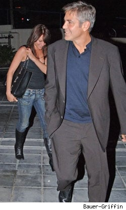 Clooney Considers Dating All of Hollywood