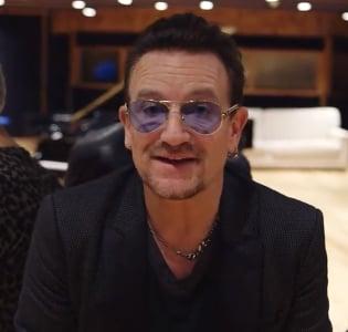 Bono iTunes Download Apology