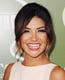 Jessica Szohr pulled her ombré hair up into a basic updo for the Variety pre-Emmy party leaving a few pieces around the face.
