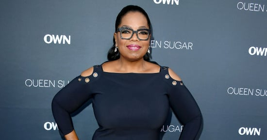 Check Out Oprah Winfrey's Slimmed-Down Body on the Red Carpet