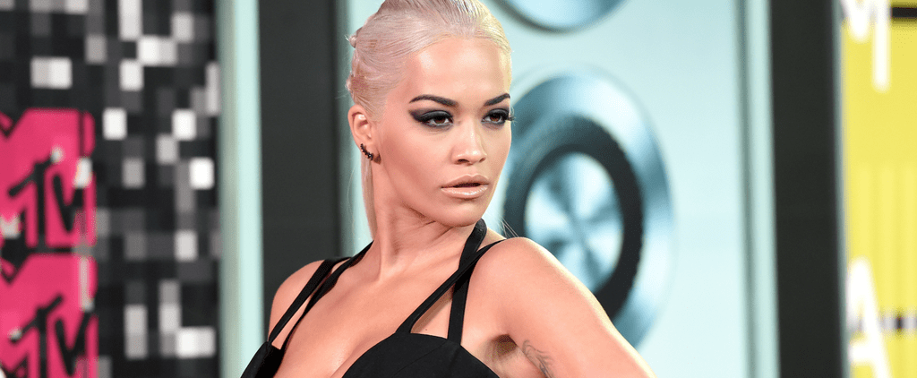 You Have to See Rita Ora's Gorgeous VMAs Hairstyle From the Back