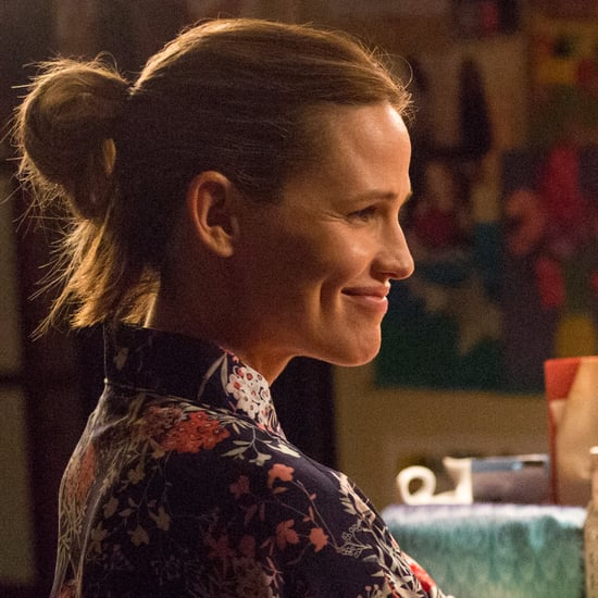 Miracles From Heaven Scene With Jennifer Garner Kissing