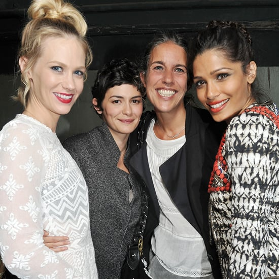 Isabel Marant For H&M Paris Party | Video