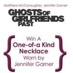 Win a One-of-a-Kind Necklace Worn by Jennifer Garner!