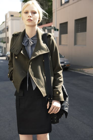 Repeat Offender: Julia Nobis Fronts For Marcs A/W 2011
