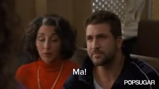 Joey Fatone even made a cameo as the cranky cousin.