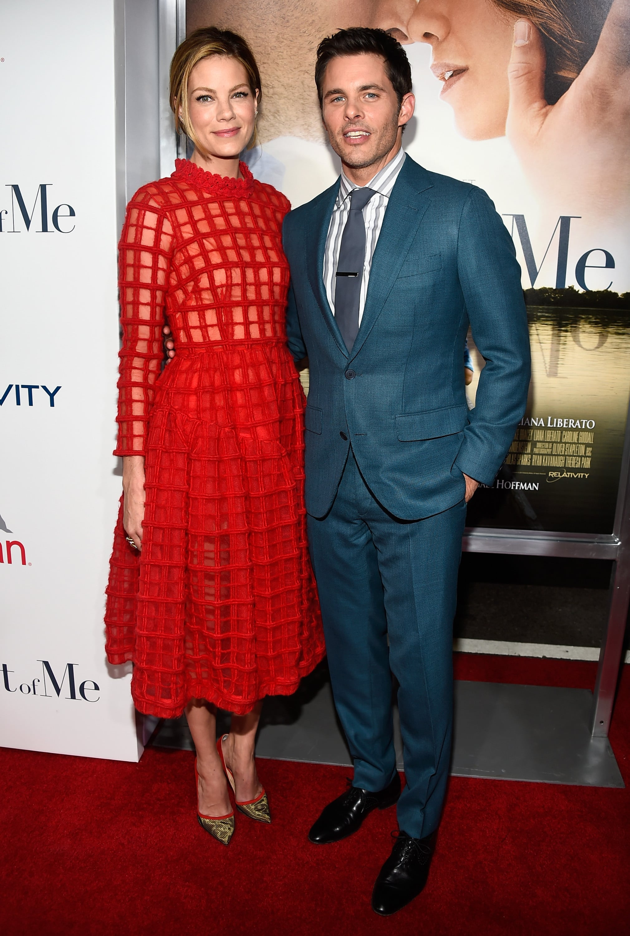 Michelle Monaghan and james marsden