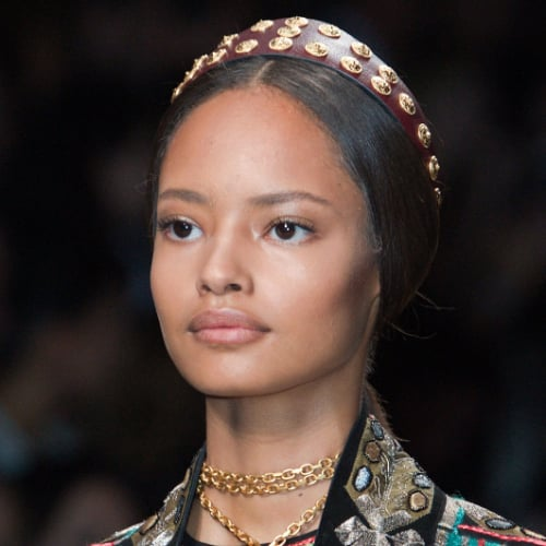 Valentino Spring 2014 Hair and Makeup | Runway Pictures