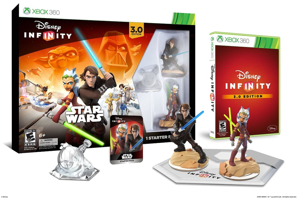 For 7-Year-Olds: Disney Infinity 3.0 Edition Starter Pack