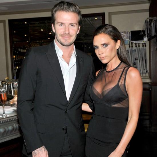Victoria Beckham Talks David Beckham Split Rumors