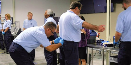'You're at war': I went inside the new TSA Academy, where officers learn to detect bombs, spot weapons, and find out why failure