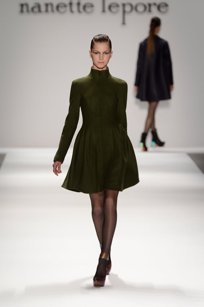 2013 Fall New York Fashion Week: Nanette Lepore