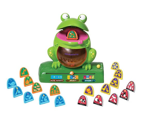 Infantino Feed and Learn Singing Frog
