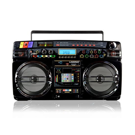 Best iPod and iPhone Boomboxes