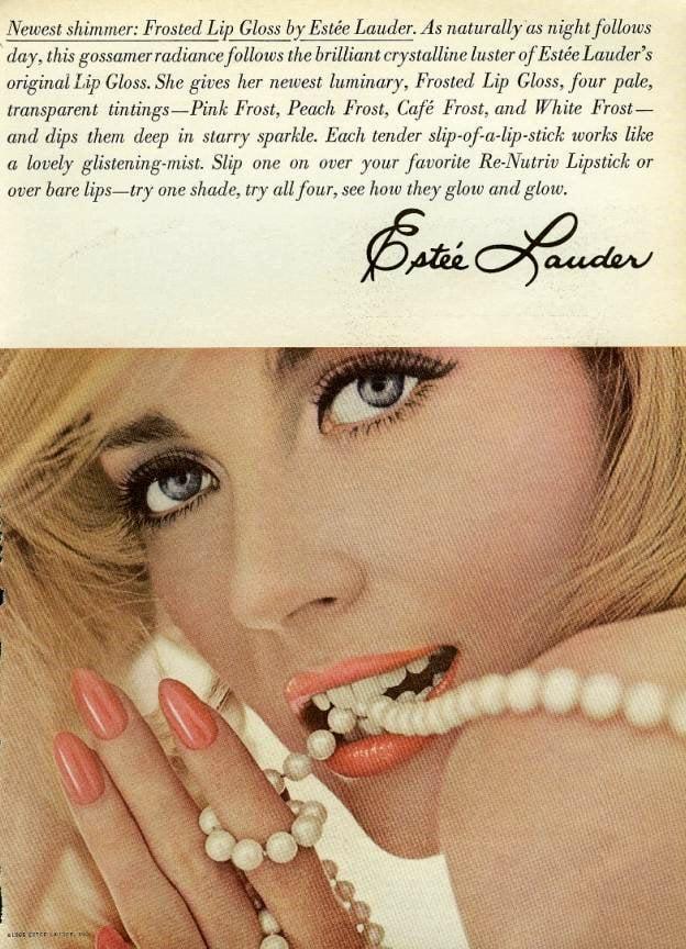 Mademoiselle, August 1965