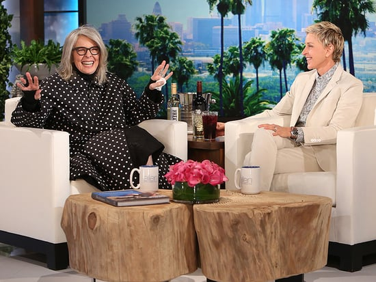 Ellen DeGeneres Helps a 'Sexually Frustrated' Diane Keaton Find a 'New Lover'