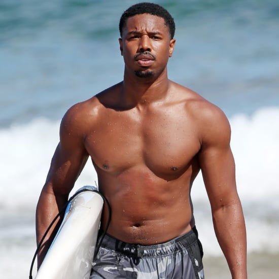 Best Celebrity Shirtless Pictures 2016