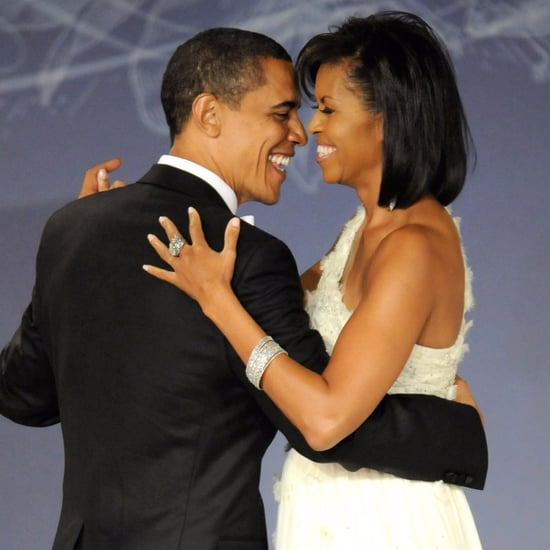 Barack and Michelle Obama Cute Couple Pictures