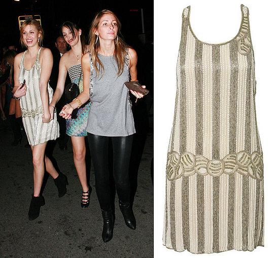 Found! Whitney Port's Beaded Dress