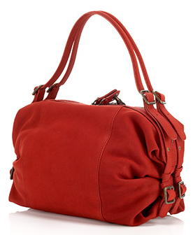 Log In To Win a Cherry Red Derek Lam Handbag!