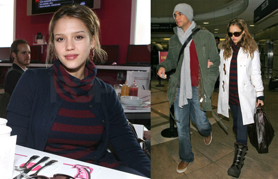 The Look For Less: Jessica Alba