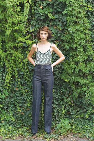 A Few Fab Words With Ecco Domani Fashion Foundation Winner Emma Fletcher of Lyell