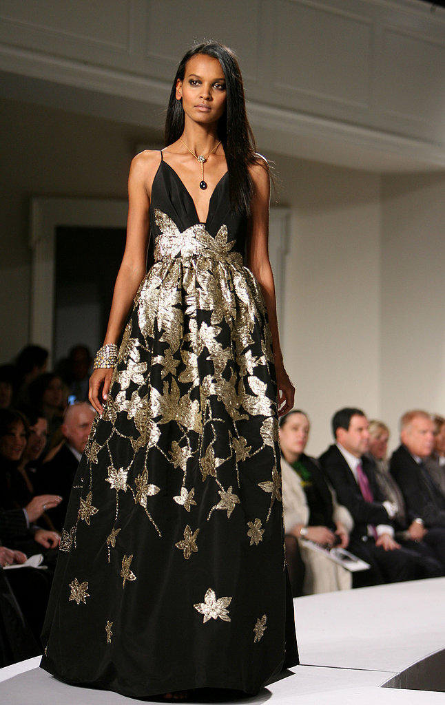 New York Fashion Week, Spring 2008: Oscar de la Renta