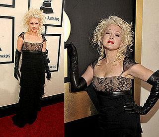 Grammy Awards: Cyndi Lauper