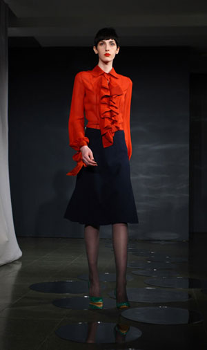 Ossie Clark Fall 2008: Love It or Hate It?