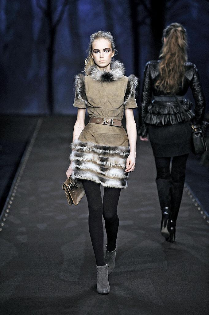 Milan Fashion Week, Fall 2008: Fendi