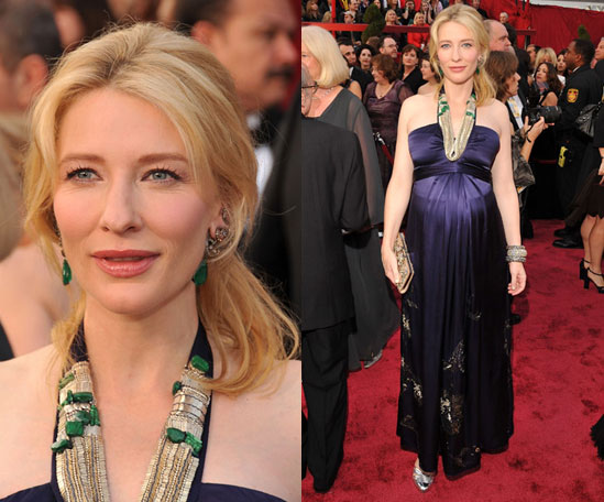 Oscars Red Carpet: Cate Blanchett